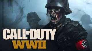 Официальный трейлер зомби-режима Call of Duty: WWII