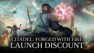 Открылся ранний доступ к Citadel: Forged with Fire