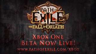 Началось ЗБТ Path of Exile на Xbox One