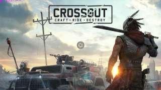 Гоночный экшен Crossout появился в Steam