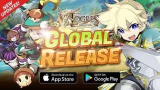 Глобальный релиз Logres состоялся