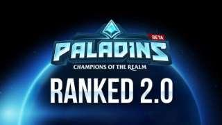 Разработчики Paladins рассказали об обновленной системе рейтинга
