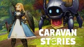 Второй геймплейный трейлер Caravan Stories