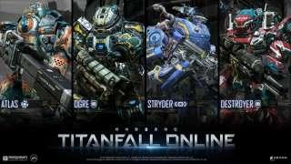В Южной Корее стартует бета-тестирование Titanfall Online