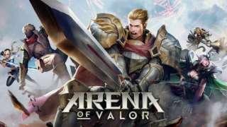 Мобильная MOBA Arena of Valor вышла в Европе