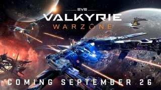Расширение «Warzone» для EVE: Valkyrie позволит играть без VR-шлема