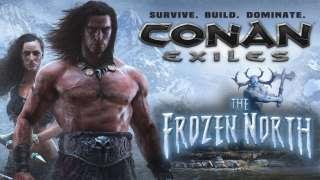 Вышло крупное обновление «Frozen North» для Conan Exiles