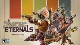 The Amazing Eternals (Keystone): завершение альфы, первые утечки и дата ЗБТ