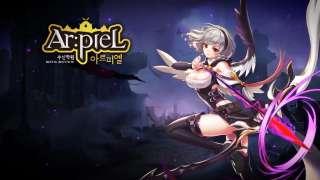 Издателем Ar:piel Online на территории России выступит компания Esprit Games