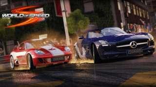 World of Speed выйдет в раннем доступе Steam