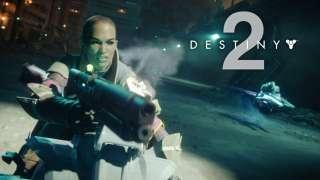 Трейлер к запуску Destiny 2