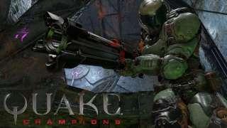 Quake Champions перешел на стадию раннего доступа