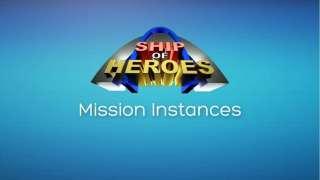 Инстансы в Ship of Heroes