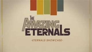 Началось ЗБТ The Amazing Eternals