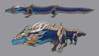 Мощь дракона в трейлере пробужденного Мистика из Black Desert