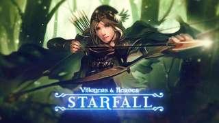 Villagers and Heroes: Starfall выйдет в сентябре, iOS-версия задержится