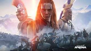 Началось ЗБТ Total War: ARENA