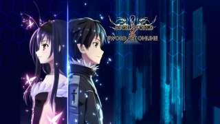 Accel World VS Sword Art Online вышла на PC