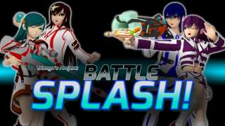 Анимешный шутер Battle Splash доступен в Steam
