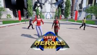 Интервью с разработчиком Ship of Heroes, часть 2
