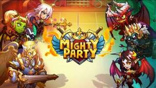 Mighty Party вышла на iOS