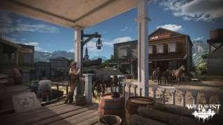 Первая альфа Wild West Online на подходе