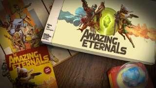 В The Amazing Eternals добавили героя Нийя
