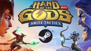 Hand of the Gods: SMITE Tactics теперь доступна в Steam