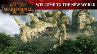 Поля боя Нового мира в Total War: Warhammer 2