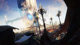Тизер Warframe: Plains of Eidolon