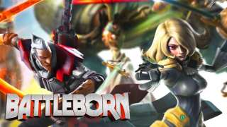 Поддержка Battleborn прекращена