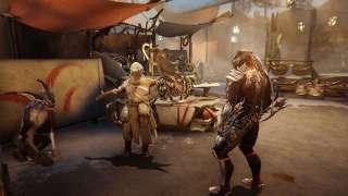 Игровой процесс Warframe: Plains of Eidolon