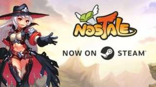 MMORPG NosTale доступна в Steam