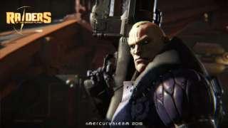 Кросс-игра и качество картинки в Raiders of the Broken Planet