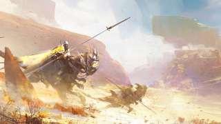 Трейлер к выходу Guild Wars 2: Path of Fire