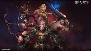Rebirth: Shadow of Salvation — мобильная MMO от бывших сотрудников NCSoft и Nexon