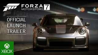 Бесплатная демо и трейлер к выходу Forza Mororsport 7
