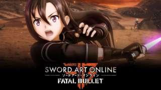 Два новых геймплейных ролика Sword Art Online: Fatal Bullet
