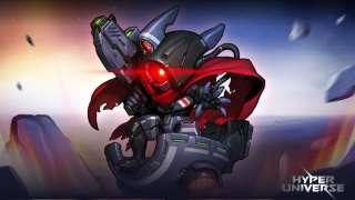 В Hyper Universe добавили героя Signal и новую карту