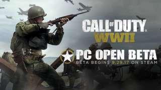 Бета-версию Call of Duty: WWII для PC можно предзагрузить
