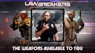 Бесплатные выходные в LawBreakers