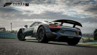 Доступна предзагрузка Forza Motorsport 7