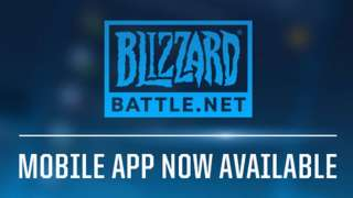 Вышло мобильное приложение Blizzard Battle.net