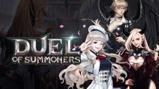 Состоялся релиз карточной игры Duel of Summoners: The Mabinogi TCG