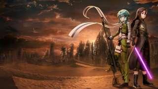 В Sword Art Online: Fatal Bullet вы будете управлять своим личным аватаром