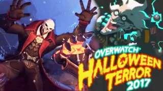 Хэллоуин начнётся в Overwatch на этой неделе