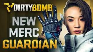 Следующим наемником в Dirty Bomb станет Guardian