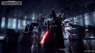 Анонс Дарта Вейдера в Star Wars: Battlefront 2
