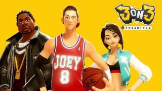 3on3 FreeStyle вышла в Steam