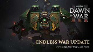 Обновление для Warhammer 40,000: Dawn of War III и бесплатные выходные